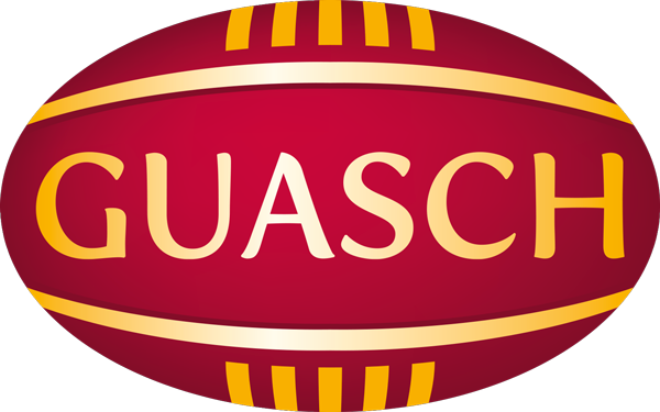 logo Guasch quallité et tradition catalane